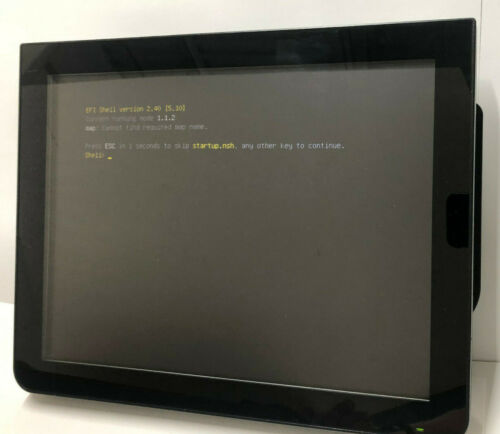 Partner SP-850-BZPOS Touch Terminal No Stand No HDD