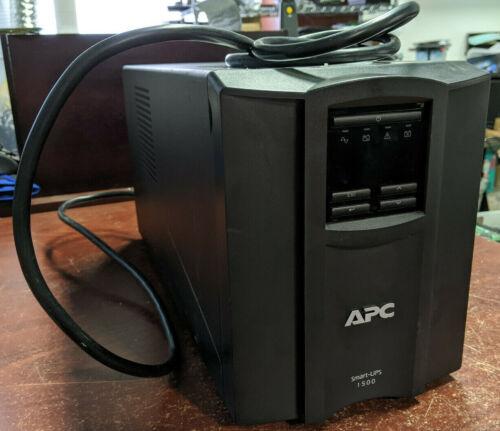 APC SMT1500 Smart-UPS 1500 Power Supply PS PSU No Batteries