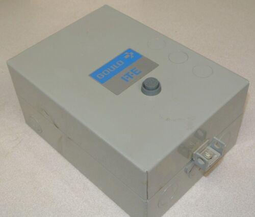 I-T-E A202AC121 / MOTOR CONTROL AC STARTER / SIZE 00 / 110120V / NEW SURPLUS