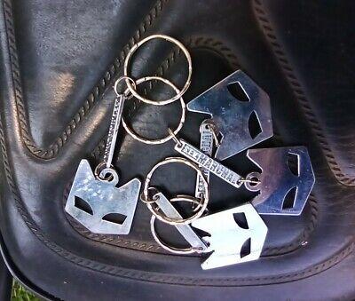 4x VINTAGE SEV MARCHAL FOG LIGHTS SIGN HISTORY CAR FOR SALE CAT LOGO pin kitty