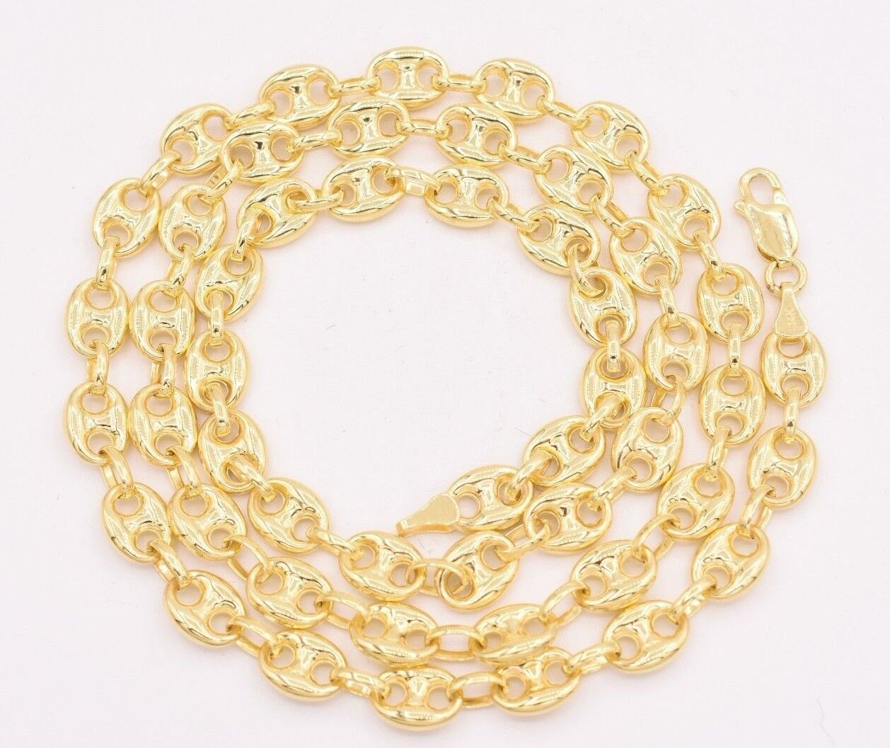 The Mens Jewelry Store Unisex Jewelry 14k Yellow Gold 2.4mm Wheat Chain Extender or Safety Chain