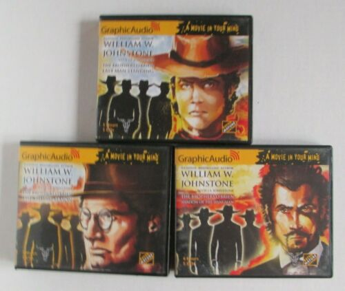 GraphicAudio The Brothers O