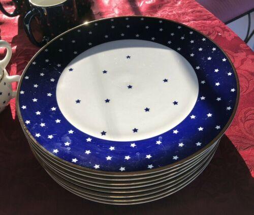 "54 Piece Richard Ginori  ""Manifattura Di Laveno"" Dinnerware  #GIN181 -Mint Cond."