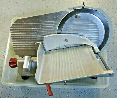 Berkel Meat Slicer Blade Commercial Deli 10 825-a 13 Hp Free Shipping
