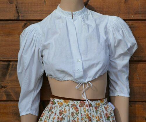 Bavarian Oktoberfest Dirndl blouse