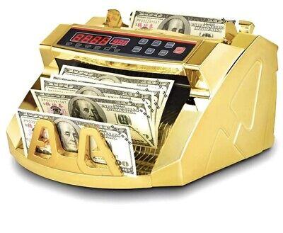 Gold Money Counter Brand New Multi-currency Not Ben Baller Counter