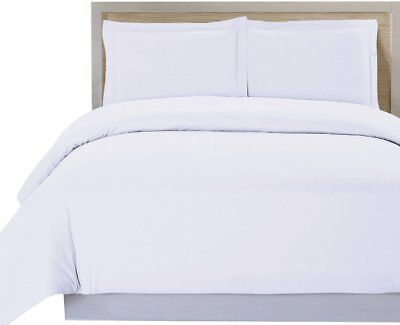 Utopia Bedding 3 Piece King Duvet Cover Set with 2 Pillow Sh