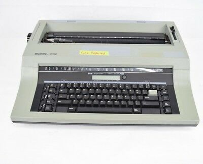 Swintec 8012 Electric Word Processing Typewriter Electronic