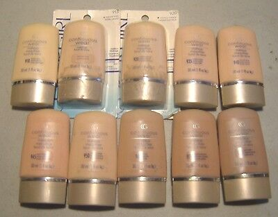 2 tubes COVER GIRL CONTINUOUS WEAR MAKEUP select color from list (Cover Girl Continuous Wear)