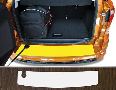 Lackschutzfolie Ladekantenschutz transparent Ford EcoSport, Facelift ab 2017