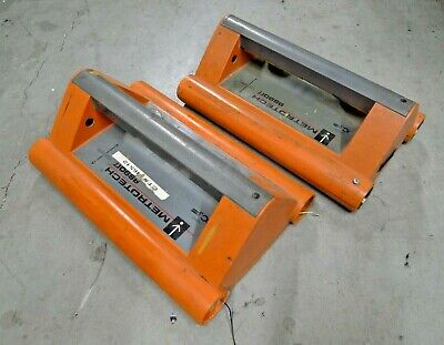 Metrotech Cable Fault Pipe Locator 9890xt Transmitter Lot Of 2 For Parts
