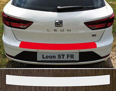 Lackschutzfolie Ladekantenschutz transparent Seat Leon ST FR, ab 2017