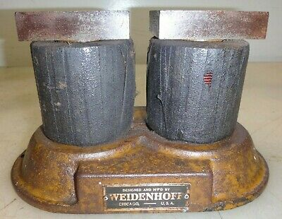 Weidenhoff Magneto Charger For Recharging Old Auto Tractor Engine Mag Original