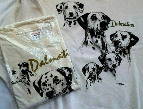 Dalmatian Sweatshirt & T-shirt Set 3XL ( 54 ~ 56 )