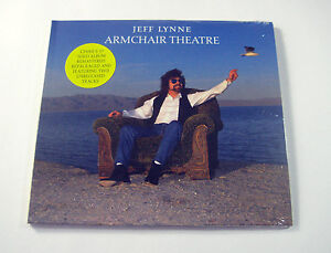 Jeff Lynne - Armchair Theatre - CD NEW & SEALED  Reissued Digipak 2013   Elo