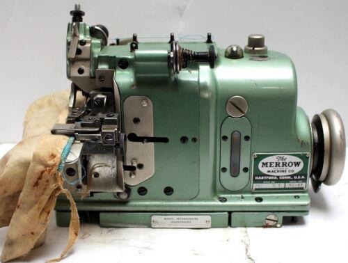 MERROW MG-2DH-1  2-Thread Overlock Serger Industrial Sewing Machine Head Only