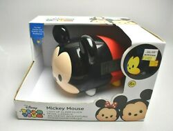 DISNEY Mickey Mouse TSUM TSUM DIGITAL LIGHT UP ALARM CLOCK