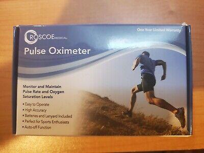 Roscoe Medical Pulse Oximeter