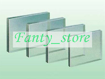 Radiation Safety X Ray Protection Lead Glass Sheet Plate Thick 10mm To 20mm Afp