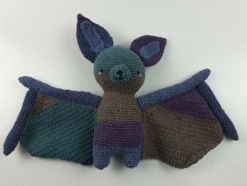 Amigurumi Handmade Crocheted Bat Halloween