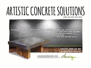 Artistic concrete solutions Malak Darwin City Preview