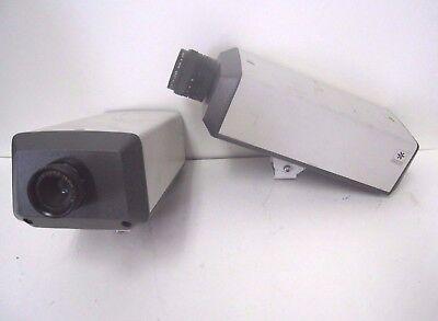 Basic 2 TV Camera Model VC220 Security 2 types of lenses JML 8mm & 16mm TV lens