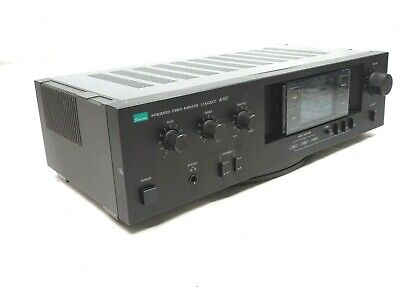 Vintage Sansui Integrated Amplifier Classique A-550 Works / Amp w/ Phono In