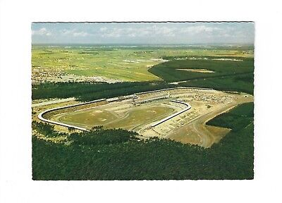 1967 Hockenheim F1 Motor Racing Circuit - Picture Postcard from 1967