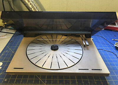 Bang & Olufsen Beogram TX-2 Turntable w/ MMC 4 Cartridge  5913 Tested And Works!