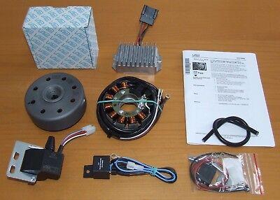 MZ ES/TS/ETS 125-150 Vape / Powerdynamo 12V/100W Lichtmaschine+Zündung 132179900