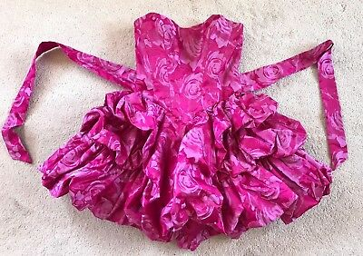 (Betsey Johnson Evening / Prom Dress!!! Dusty Rose!! Sold Out!! NWOT)