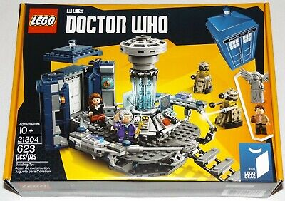 LEGO 21304 DOCTOR WHO IDEAS #011 TARDIS Clara Oswald Weeping Angel Daleks BBC 11