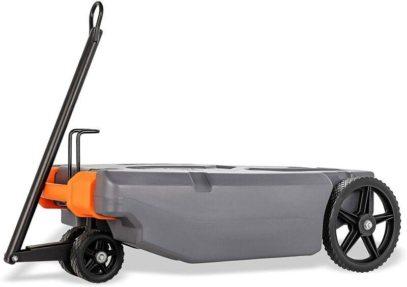 Camco 39005 Rhino Portable 28 Gallon RV Waste Holding Tank w/ Hose & Accessories