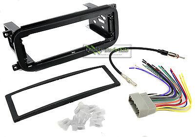 Chrysler Jeep Dodge Car Audio Radio Installation Dash Kit   Harness   Antenna