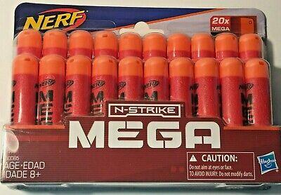 BRAND NEW!! Nerf N-Strike Mega Dart Refill Playset (20-Pack)