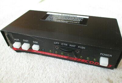 Code 3 Narrowstik Light Head Light Lightbar Control
