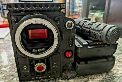 RED S35 EPIC Mysterium-X Digital Cinema Camera
