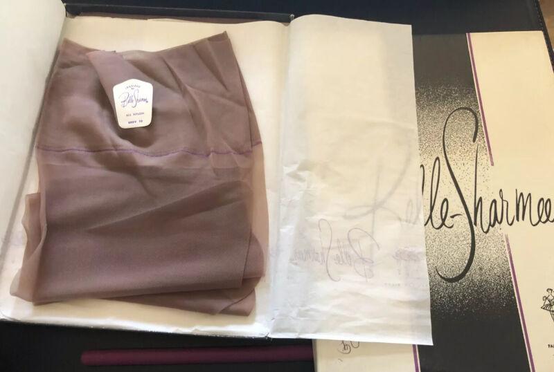 Vintage Pantyhose  Nylons Belle Sharmeer 830 Stockings NEW in Box  Sheer 2 lot