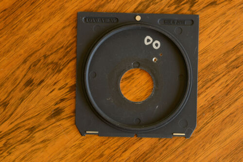 TOYO-VIEW Linhof TECHNIKA lens board for copal-00 diameter.