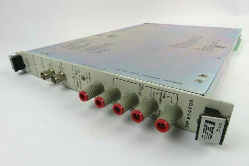 HP 75000 Series C E1410A 6 1/2 Digit Multimeter VXI Module