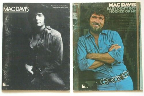 MAC DAVIS 2 Songbooks: Baby Don