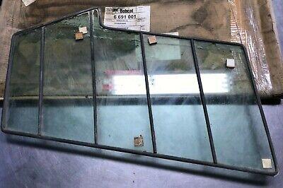 6691001 Genuine Bobcat Left Rear Window Glass  6 691 001