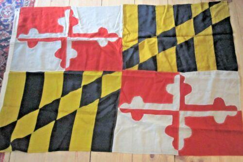 Circa WWI Era MARYLAND STATE FLAG