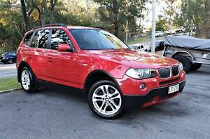 2008 BMW X3 2.0d, Roof, Books, Tidy! Everton Hills Brisbane North West Preview