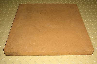 Large Clay Fire Brick 18 X 18 Cut Your Own Coal Solid Fuel Open Fires