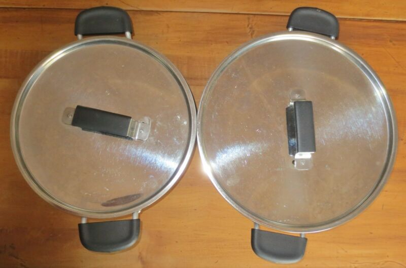 4pc.Vollrath-Commercial Grade-American Made-Non-Stick Cookware