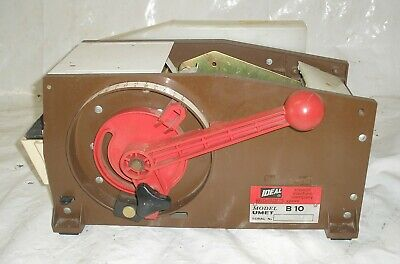 Ideal Tape Packagine Machine Model B10