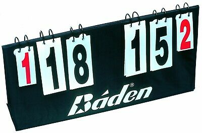 Baden Basketball Flip Over Scoring Unit
