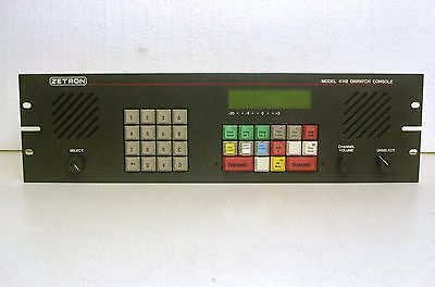 Zetron 4118 Dispatch Console Rack Mount Part 901-9306