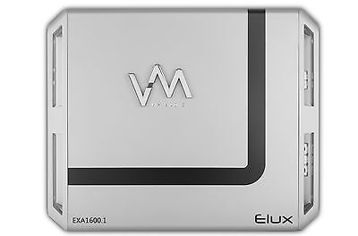 VM Audio EXA1600.1 1600 W Mono Car Amplifier Power Amplifier MOSFET Stereo